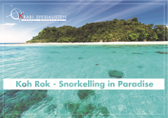 Koh Rok by Speedboat Day Tour