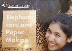 Elephant Care and Paper Making