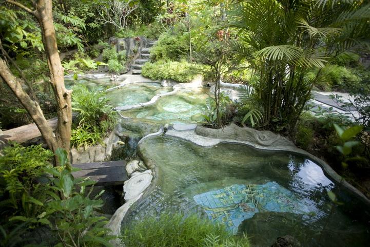Jungle Hot Spring Day Spa  (Kinaree Long Song)