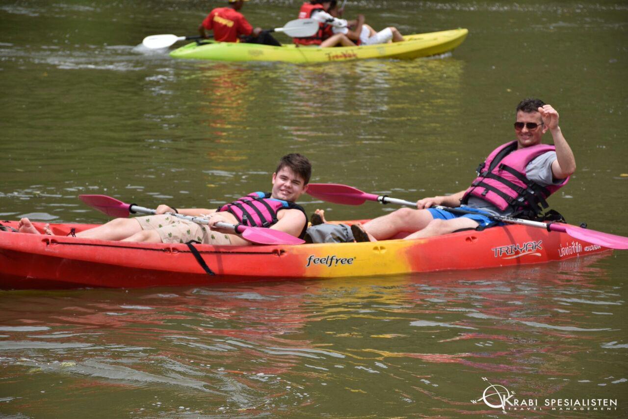 Kayaking Borthor Day Tour