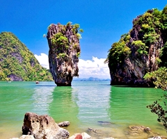 Private Tour James Bond Islands by Speedboat