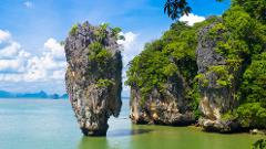 Private Premium Phang Nga Bay - James Bond Island by Speedboat