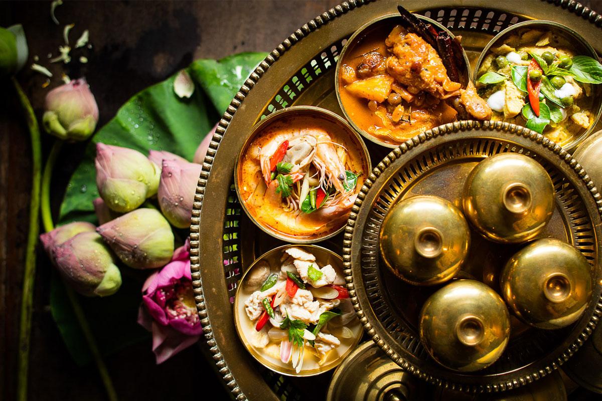 The Art of Thai Cuisine