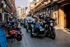 The Catchy Ride - 1h (Price is per sidecar)