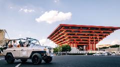 The Modern Architecture Ride - 4h (Price is per jeep)