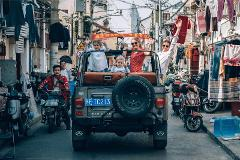 The Little Paris Ride - 2h (Price is per jeep)