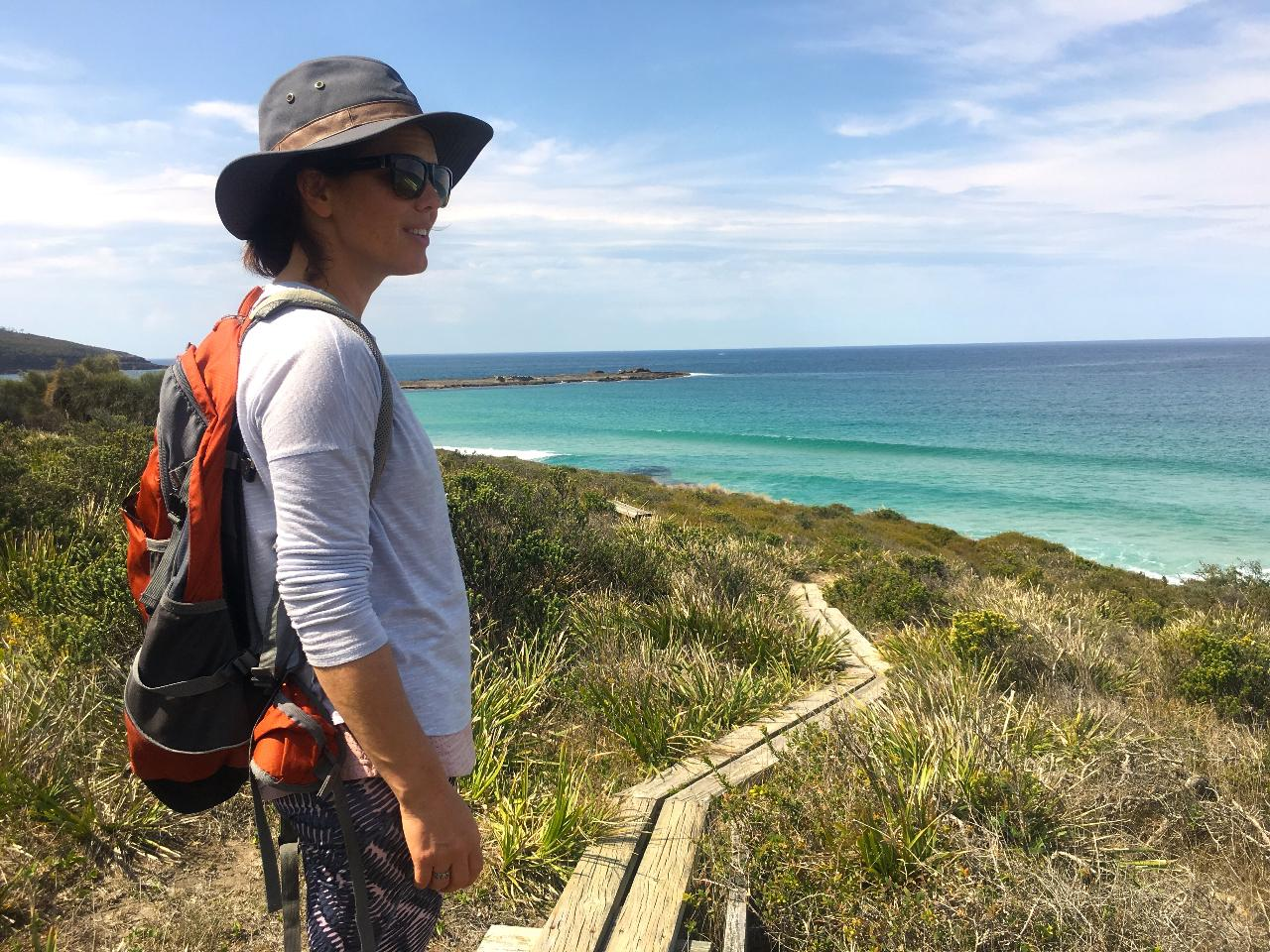 Great Coastal Walk South Coast NSW - 3 Days