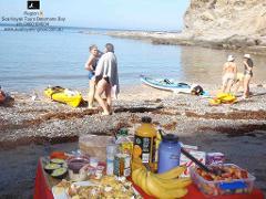 Catch and Cook Kayak Tour
