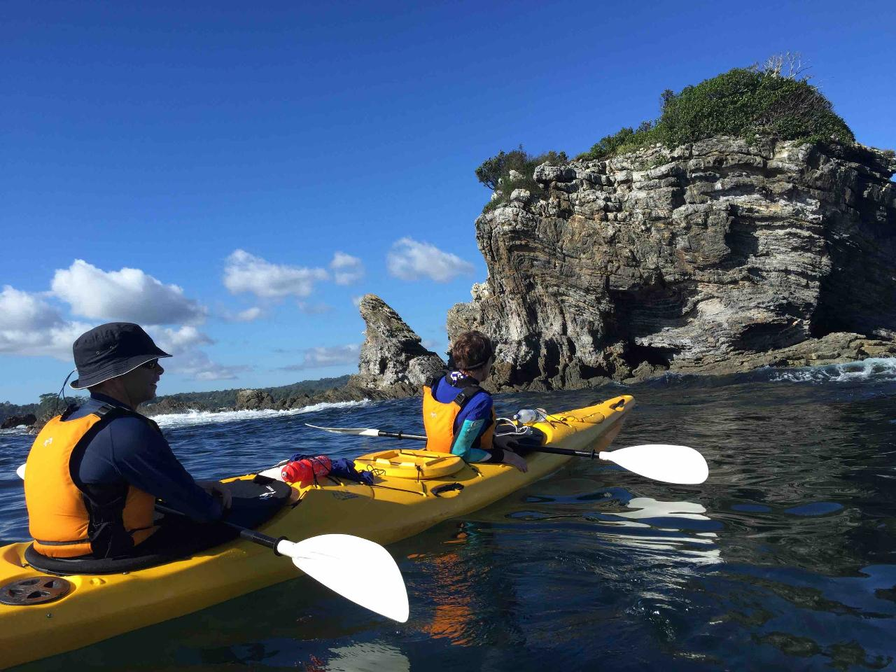 Breakfast or Lunch Kayak Tours