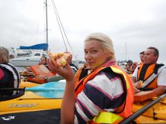 Pizza Paddle - Sunset Dinner Kayak Tour - Batemans Bay
