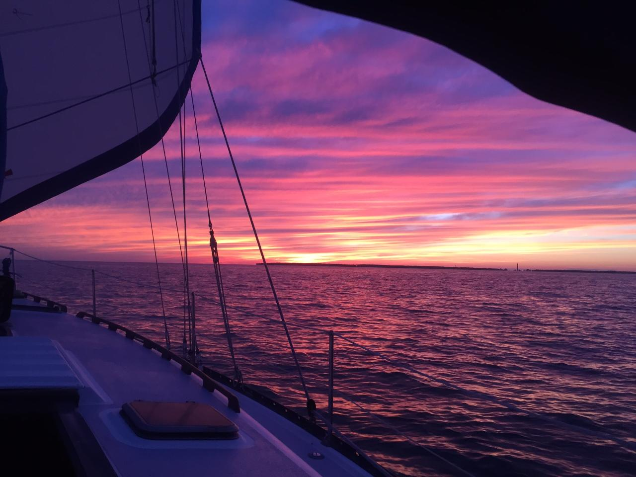 Sunset Sail (Holiday Weekend)