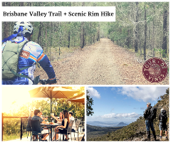 Brisbane Valley + Scenic Rim trails tour