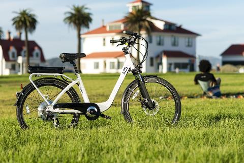 Electric Bike for Hire