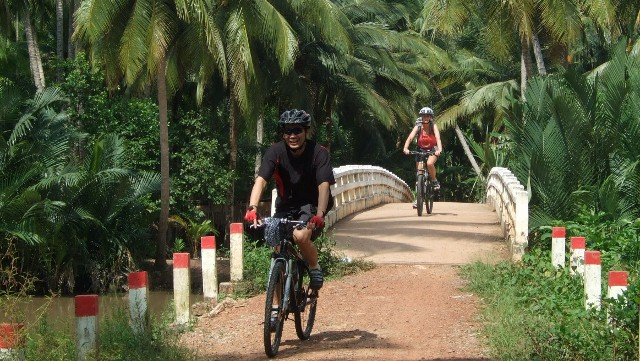Cycling Tour Saigon to Siem Reap