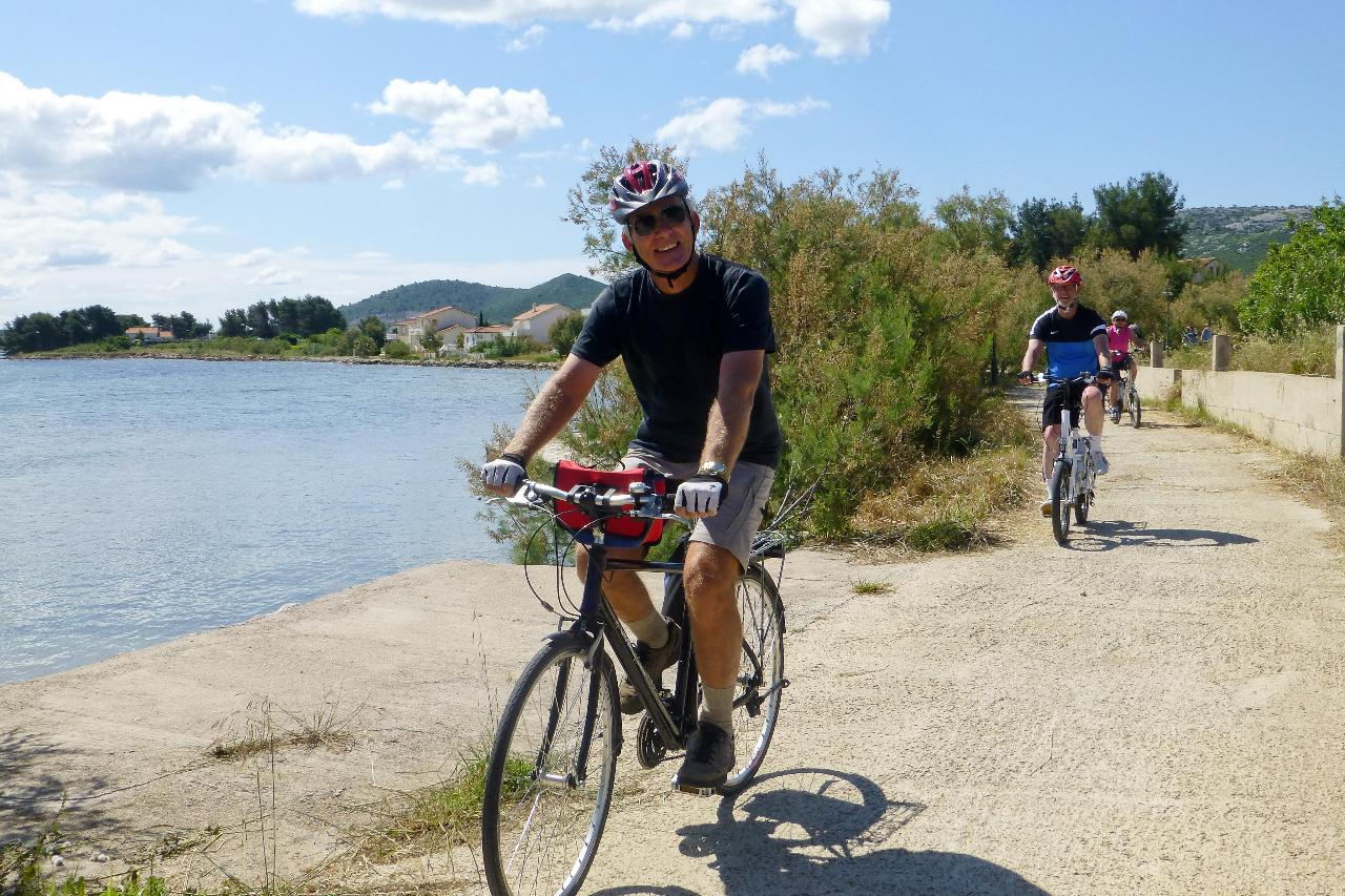 Tour de Islands & National Parks of Croatia - Cycling Boat Tour