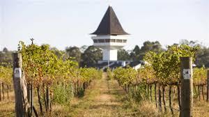 Tour de Nagambie Wineries