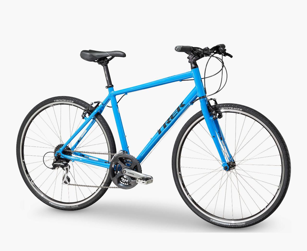 Bike Hire - Trek FX 7.2 24 Gear hybird