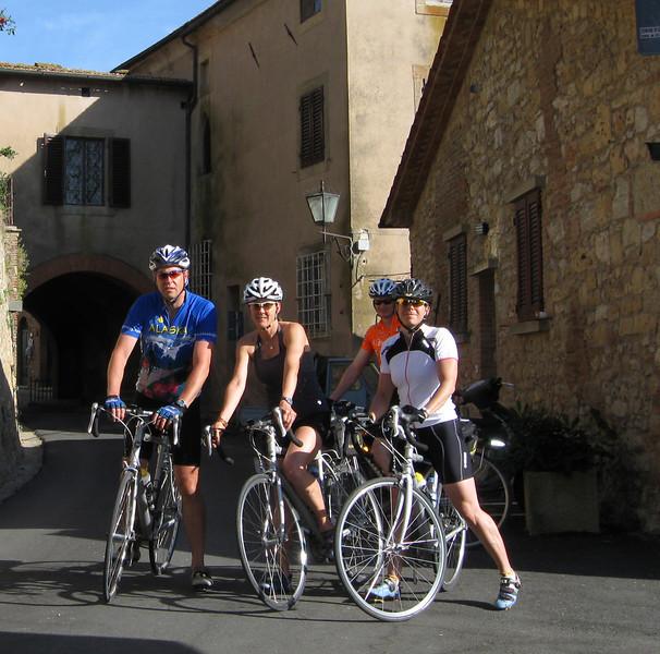 Tour de Tuscan Villages