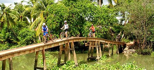 Tour de Vietnam - Saigon to Phnom Penh