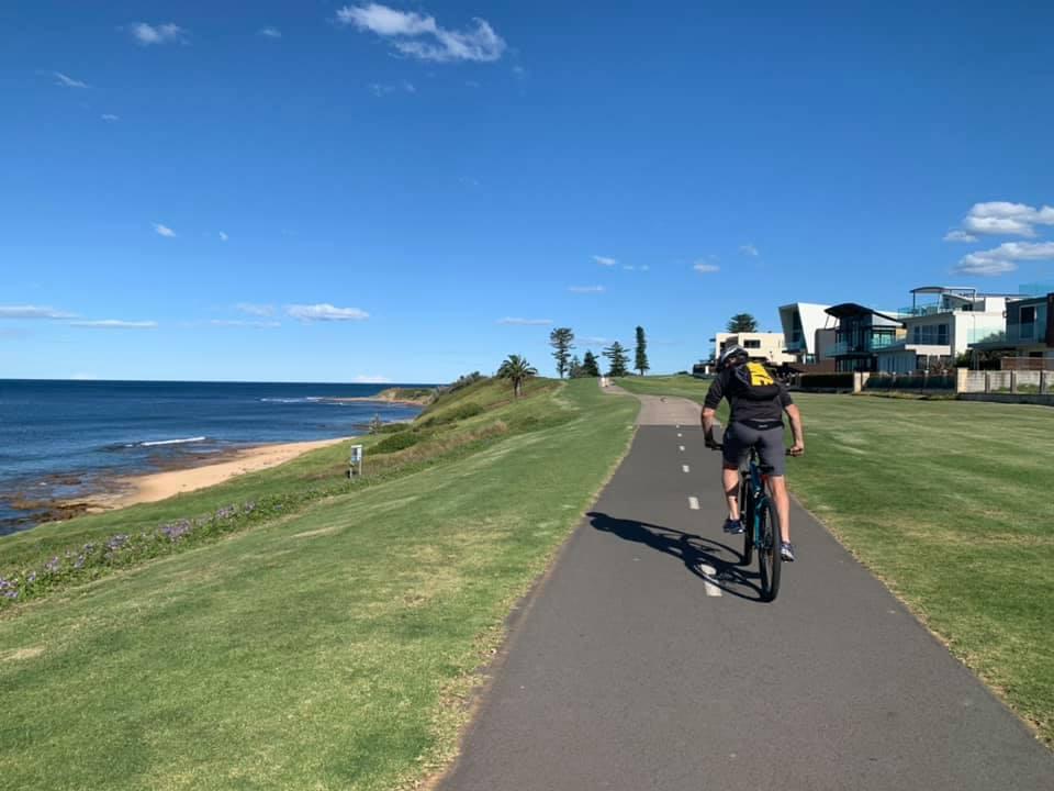 Tour de NSW South Coast