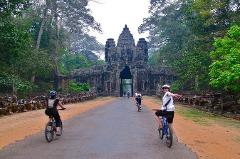 Cambodia Cycling Tour - Phnom Penh to Siem Reap