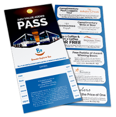 Broome Explorer Bus - Cruise Ships Value Added Pass