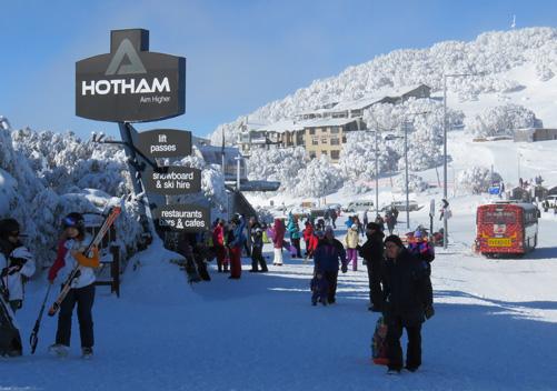 Mount Hotham Resort Pass