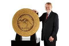 Perth Mint Live Gold Pour and Fremantle