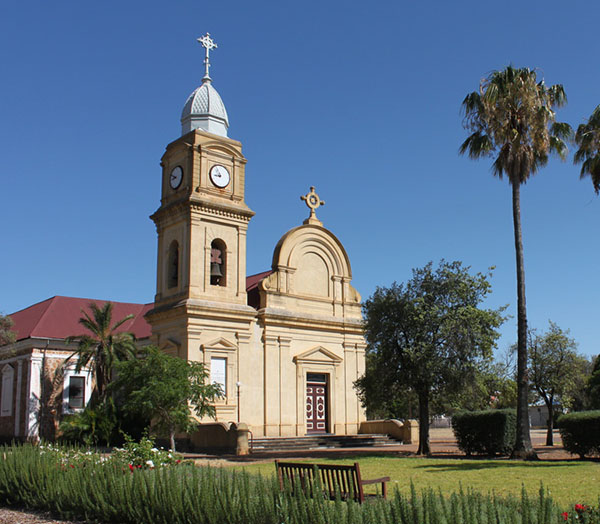 Benedictine New Norcia and Swan Valley Winery