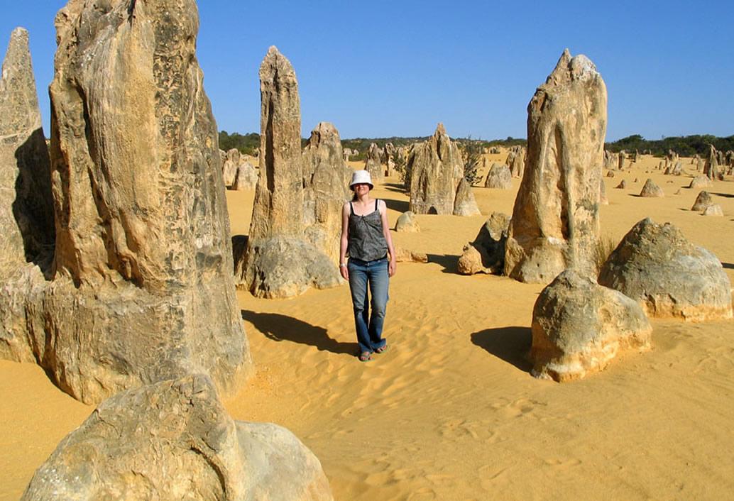 Pinnacles, Swan Valley Wildlife Park & Lancelin (Optional Sandboarding)