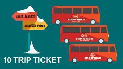 Methven 10 Trip Ticket