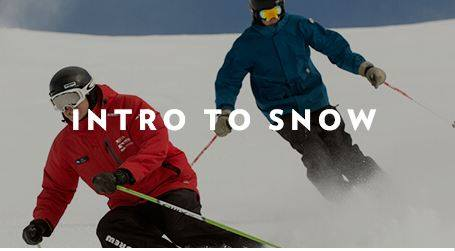Mt Hutt Intro to Snow Package