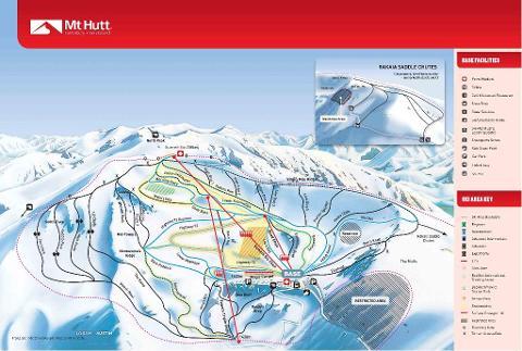 Mt Hutt Lift Pass - Child or Super Senior