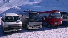 Bus Charter - Christchurch to Mt Hutt or Porters