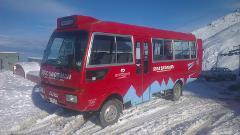 Bus Charter - Methven to Mt Hutt