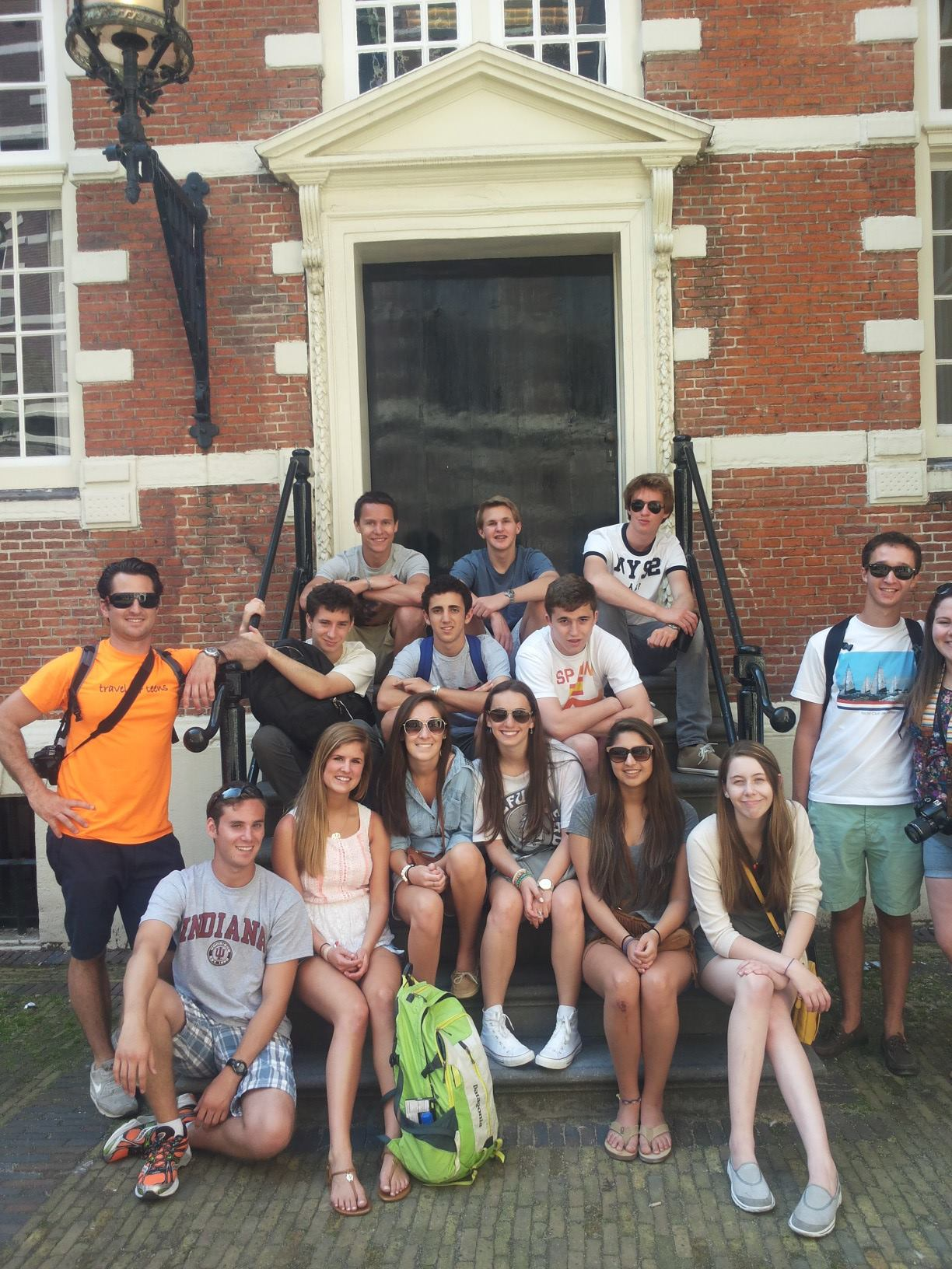 Old City Centre Student Group Walking Tour