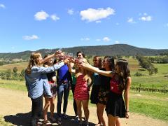 Zepher Tours: Hunter Valley Wine Tour Departing from the Hunter Valley