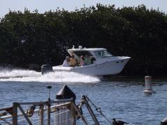 Water Taxi | Cabbage Key to North Captiva