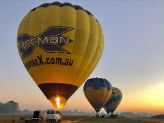 King Valley Accommodation & Flight package