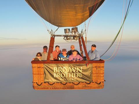 Exclusive High Country Balloon Flight for up to 6 Guests