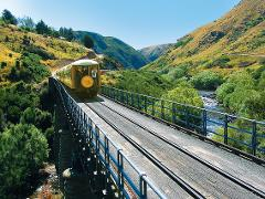 Taieri Gorge Railway Tour