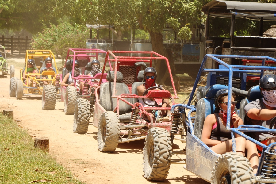 The Buggies Experience - Get ready to get dirty!