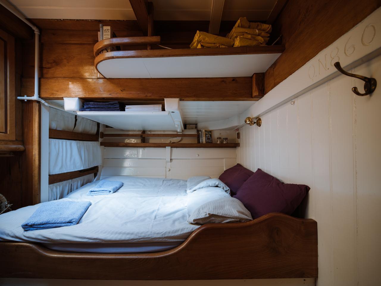 Sail and Sleep