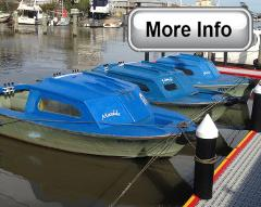 """SUPERFISH"" 4 Hour Hire - Classic Boat, **Traditional, Strong, Steady and Stable**"
