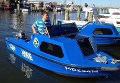 """""""FISHO"""" - CLASSIC BOAT 4 Hours **For Tight Budgets**"""