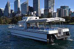 Whale Watching CRUISE onboard Ocean Prowler (Manly Wharf)