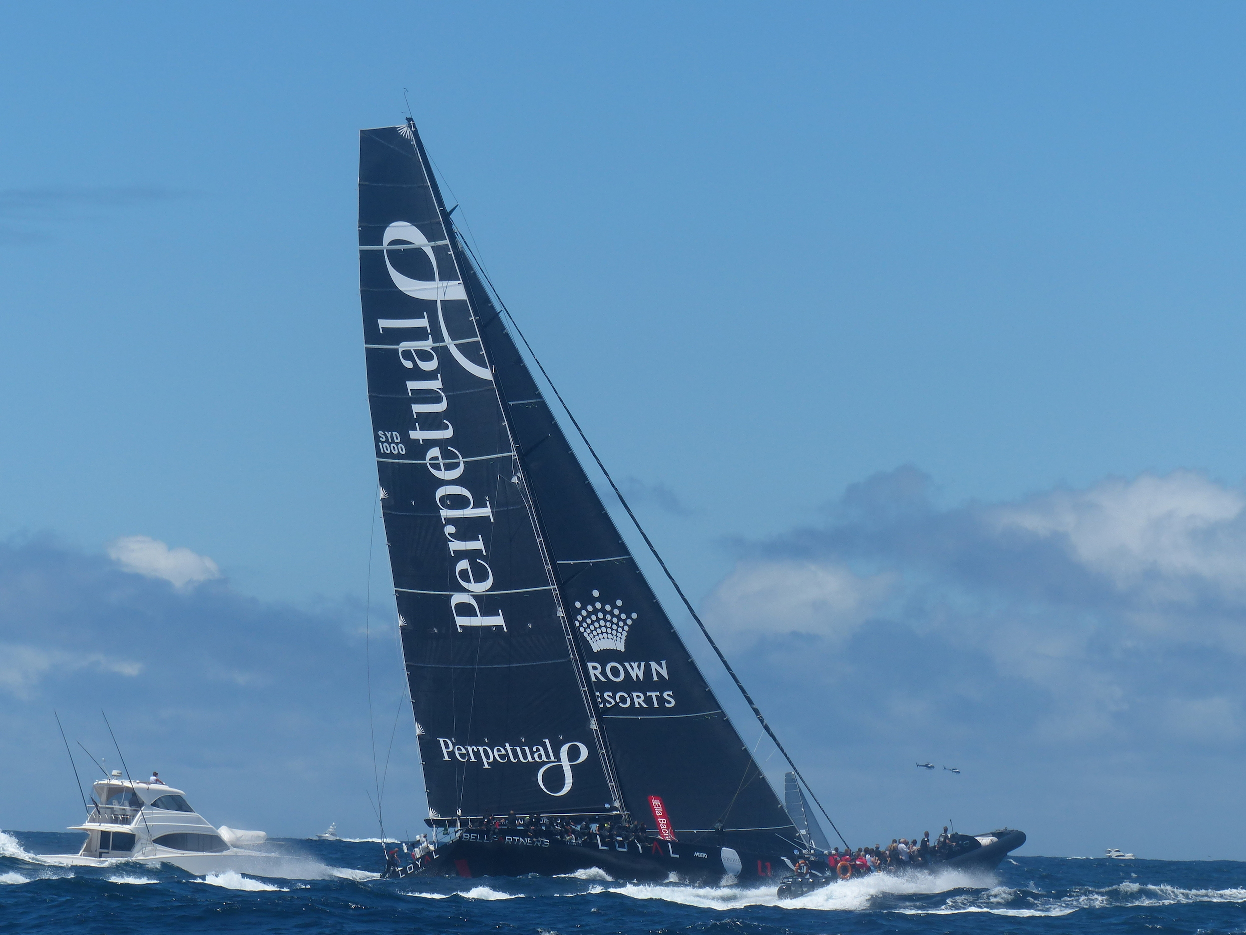 Boxing Day - Sydney to Hobart race experience - Departs Manly Wharf - SOLD OUT