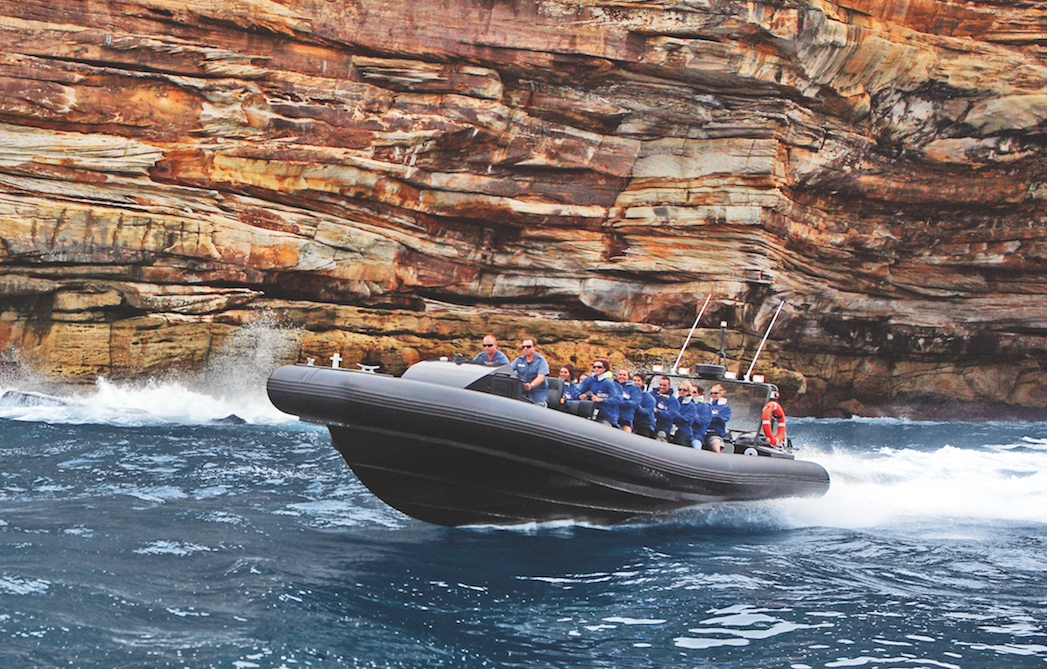 Bondi Bash Offshore Thrill Ride