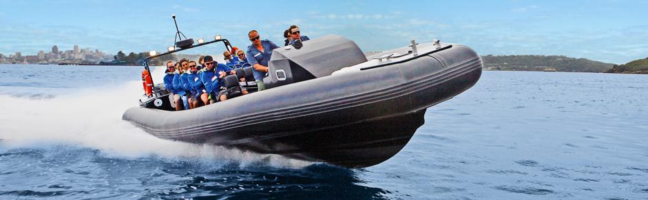 Extreme Offshore Blast
