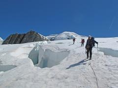 Glacier Experience Course